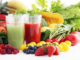 Сок как одна из порций фруктов или овощей в день