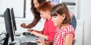 Компьютерное обучение ребенка