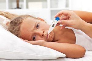 Частые детские болезни