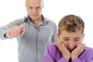 Стратегия воспитания. Позвольте ребенку «сохранить свое лицо»
