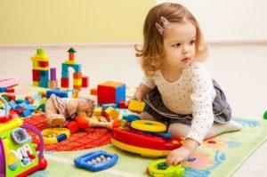 Для развития ребенка необходимы игры