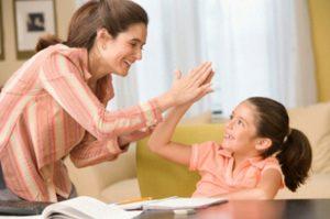 Хвалить ребенка: когда, как, сколько?