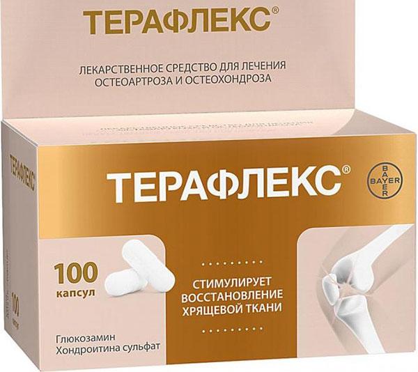 Терафлекс препарат