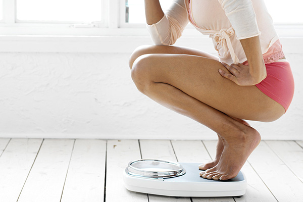Прибавка или потеря веса